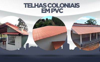 Benefícios Telhas de PVC